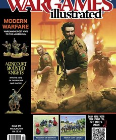 Warlord Games - WRL Wargames: Illustrated - Issue 377: March 2019