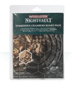 Games Workshop - GAW Warhammer Underworlds: Nightvault - Forbidden Chambers Board Pack