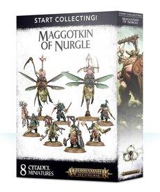 Games Workshop - GAW Warhammer Age of Sigmar - Start Collecting!: Maggotkin of Nurgle