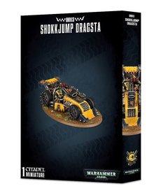 Games Workshop - GAW Warhammer 40K - Orks - Shokkjump Dragsta