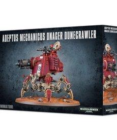 Games Workshop - GAW Adeptus Mechanicus - Onager Dunecrawler