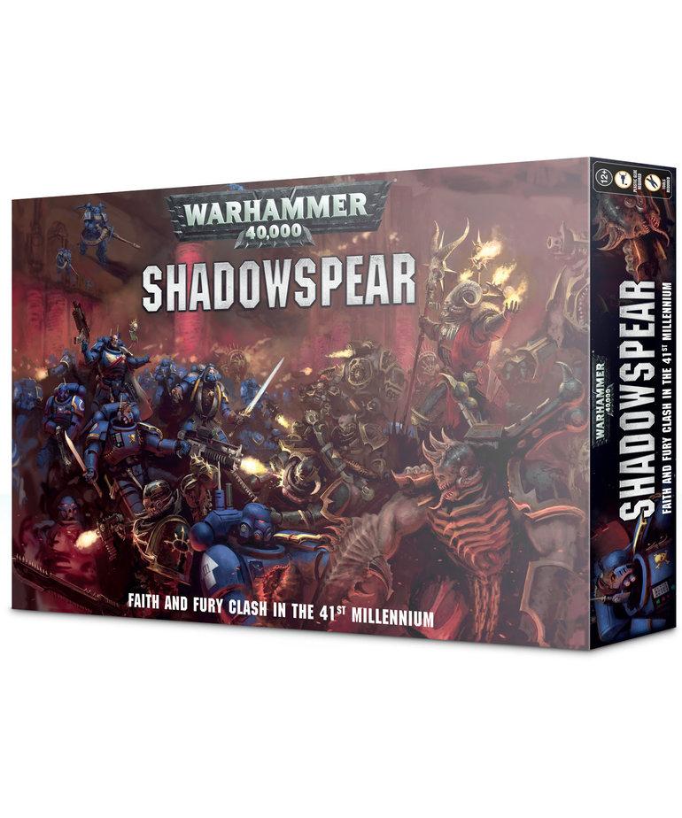 Games Workshop - GAW Warhammer 40K - Shadowspear