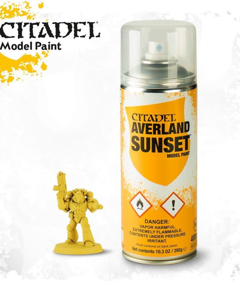 Citadel - GAW Citadel: Spray - Averland Sunset