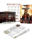Games Workshop - GAW Warhammer Age of Sigmar - Warscroll Cards: Blades of Khorne
