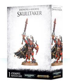 Games Workshop - GAW Warhammer Age of Sigmar - Daemons of Khorne - Skulltaker