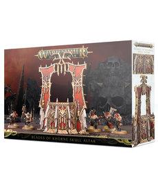 Games Workshop - GAW Warhammer Age of Sigmar - Blades of Khorne - Skull Altar
