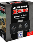 Fantasy Flight Games - FFG Star Wars: X-Wing - Separatist Alliance - Servants of Strife - Squadron Pack