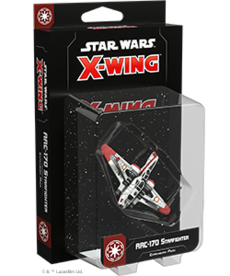 Fantasy Flight Games - FFG Star Wars: X-Wing - Galactic Republic - ARC-170 Starfighter - Expansion Pack