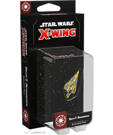 Fantasy Flight Games - FFG Star Wars: X-Wing - Galactic Republic - Delta-7 Aethersprite - Expansion Pack