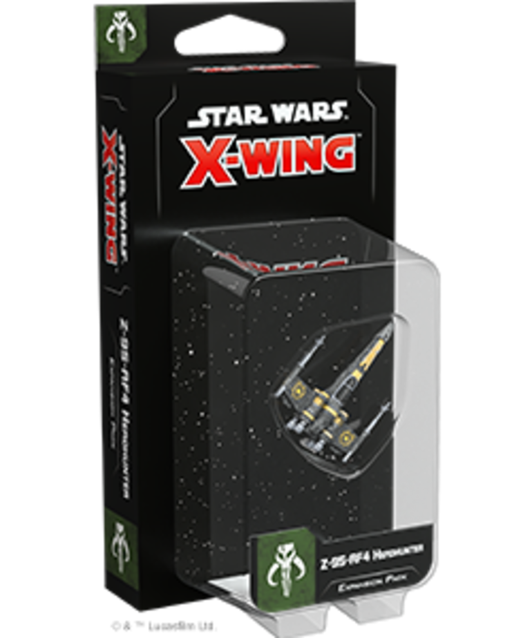 Fantasy Flight Games - FFG Star Wars: X-Wing - Scum and Villany - Z-95-AF4 Headhunter - Expansion Pack