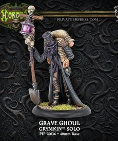 Privateer Press - PIP Hordes - Grymkin - Grave Ghoul - Solo