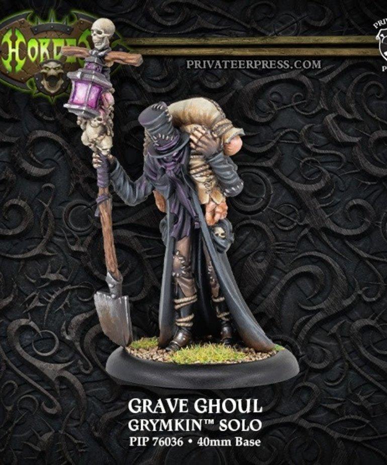 Privateer Press - PIP Hordes - Grymkin - Grave Ghoul - Solo
