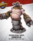 Privateer Press - PIP Monsterpocalypse - Destroyers: Allies - Hammerklak - Subterran Uprising Monster