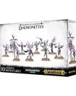 Games Workshop - GAW Warhammer Age of Sigmar - Daemons of Slaanesh - Daemonettes