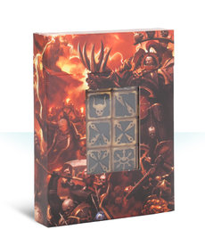 Games Workshop - GAW Dice Set: Chaos Space Marines
