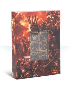 Games Workshop - GAW Warhammer 40K - Dice Set: Chaos Space Marines