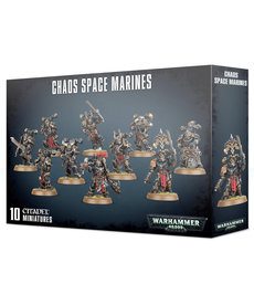Games Workshop - GAW Warhammer 40K - Chaos Space Marines - Core Unit