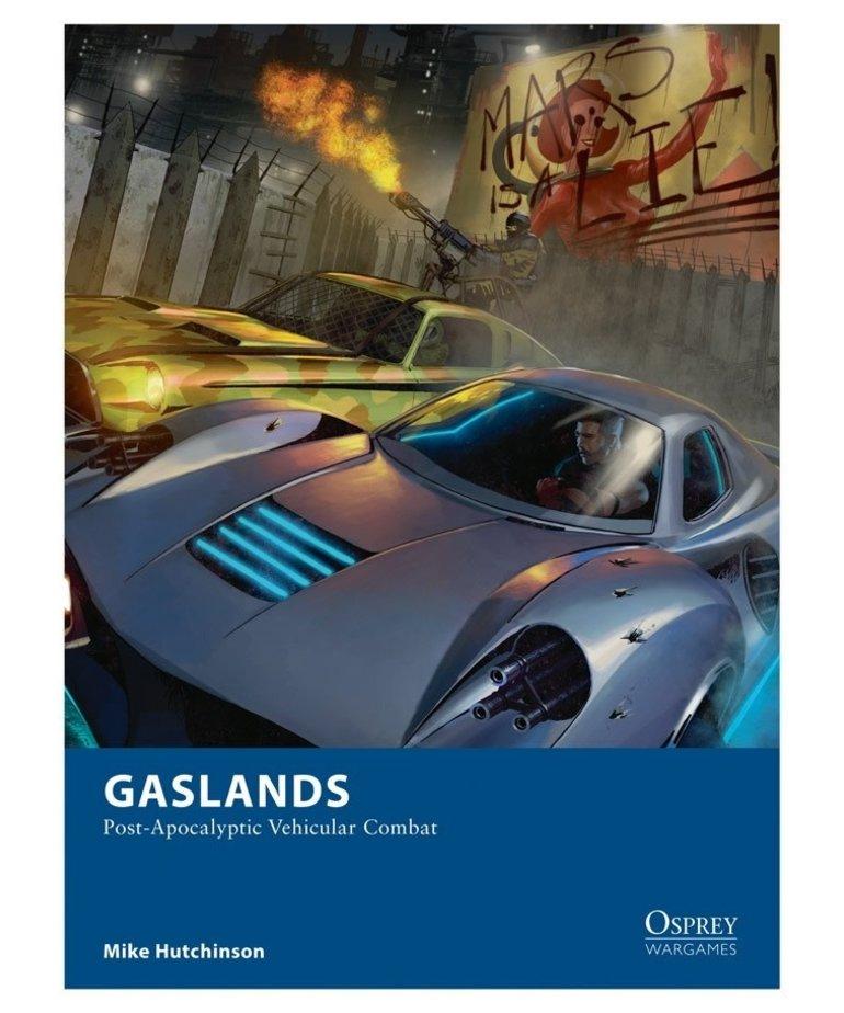 Osprey Publishing - OSP Gaslands - Core Rulebook