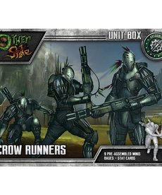 Wyrd Miniatures - WYR CLEARANCE The Other Side - Abyssinia - Crow Runners - Unit