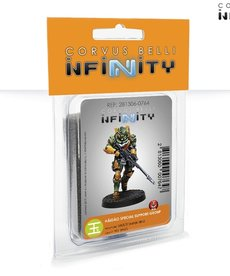Corvus Belli - CVB Infinity - Yu Jing - Haidao, Special Support Group BLACK FRIDAY NOW