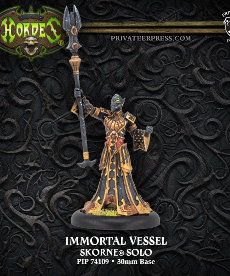 Privateer Press - PIP Hordes - Skorne - Immortal Vessel