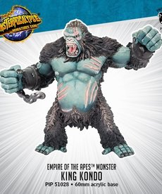 Privateer Press - PIP Monsterpocalypse - Empire of the Apes - King Kondo - Monster