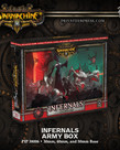 Privateer Press - PIP Warmachine - Infernals - All-In-One Army Box
