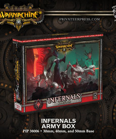 Privateer Press - PIP Infernals All-In-One Army Box