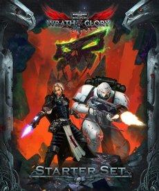 Ulisses North America - ULI Warhammer 40K Roleplay - Wrath & Glory - Starter Set