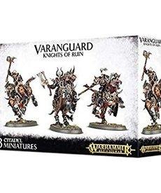 Games Workshop - GAW Warhammer Age of Sigmar - Everchosen - Varanguard, Knights of Ruin