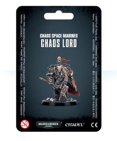 Games Workshop - GAW Warhammer 40K - Chaos Space Marines - Chaos Lord