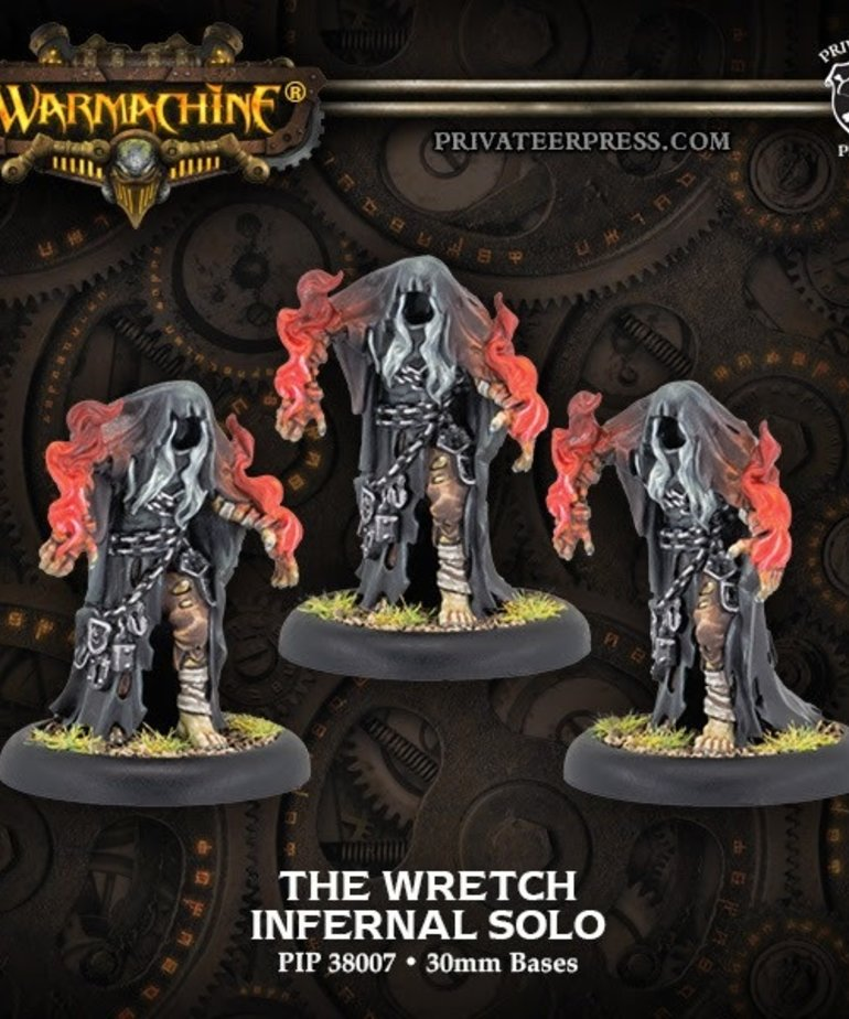Privateer Press - PIP Warmachine - Infernals - The Wretch - Solo