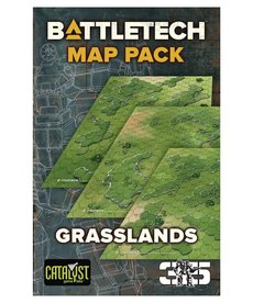Catalyst Game Labs - CYT BattleTech - Map Pack - Grasslands