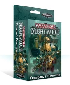 Games Workshop - GAW Warhammer Underworlds: Nightvault -  Thundrik's Profiteers - Warband