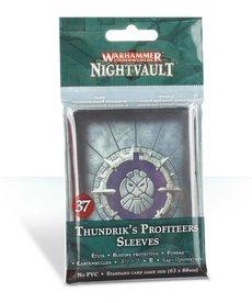 Games Workshop - GAW Warhammer Underworlds: Nightvault - Thundrik's Profiteers Sleeves