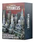 Games Workshop - GAW Adeptus Titanicus - Scenery/Terrain - Civitas Imperialis Administratus Sector