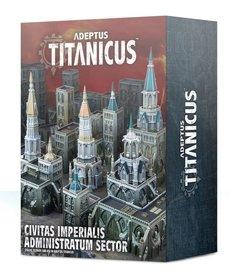 Games Workshop - GAW Adeptus Titanicus - Civitas Imperialis Administratus Sector