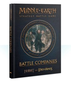 Games Workshop - GAW Middle-Earth Strategy Battle Game: The Hobbit and The Lord of the Rings - Battle Companies