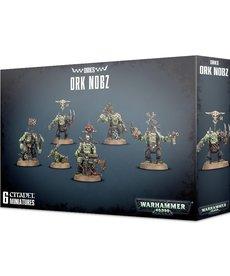 Games Workshop - GAW Warhammer 40K - Orks - Ork Nobz