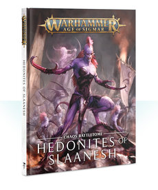 Games Workshop - GAW Warhammer Age of Sigmar - Chaos Battletome: Hedonites of Slaanesh