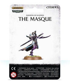 Games Workshop - GAW Warhammer Age of Sigmar - Daemons of Slaanesh - The Masque