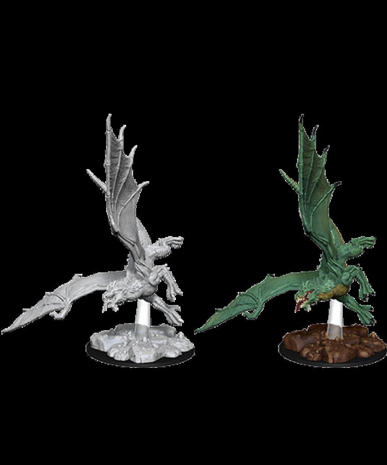 WizKids - WZK D&D - Nolzur's Marvelous Miniatures - Young Green Dragon