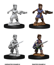 WizKids - WZK Pathfinder Battle - Deep Cuts - Halfling Rogue (Female)