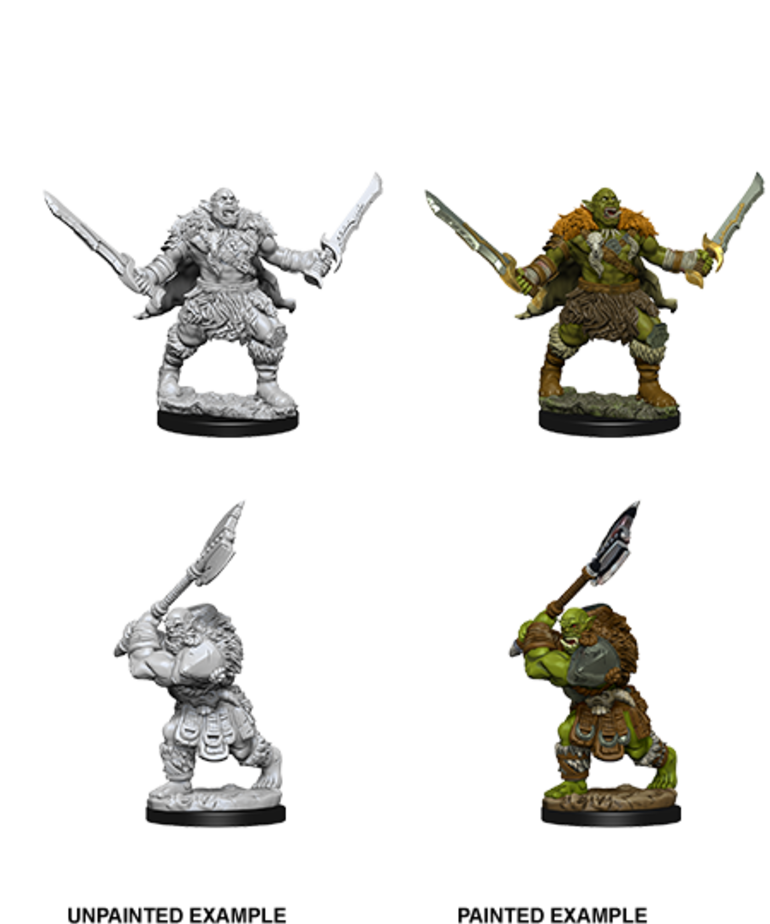 WizKids - WZK Pathfinder Battles - Deep Cuts - Orcs