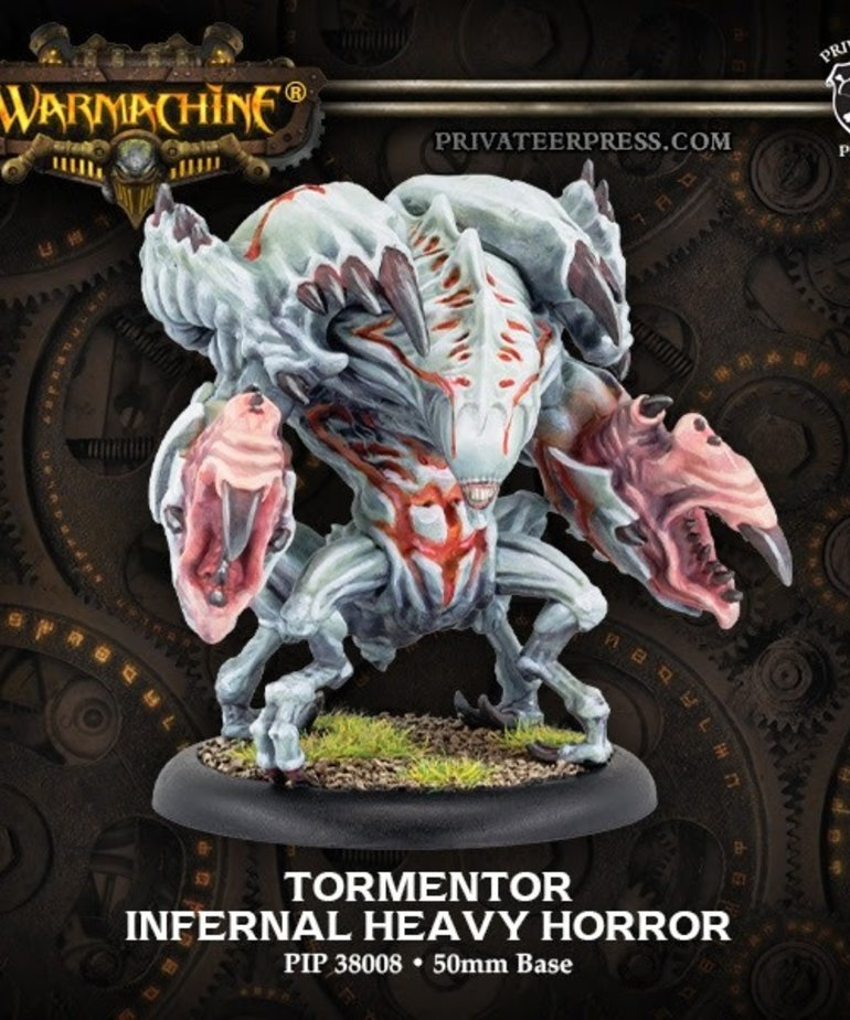 Privateer Press - PIP Warmachine - Infernals - Tormentor - Heavy Horror
