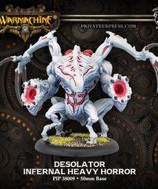 Privateer Press - PIP Warmachine - Infernals - Desolator - Heavy Horror