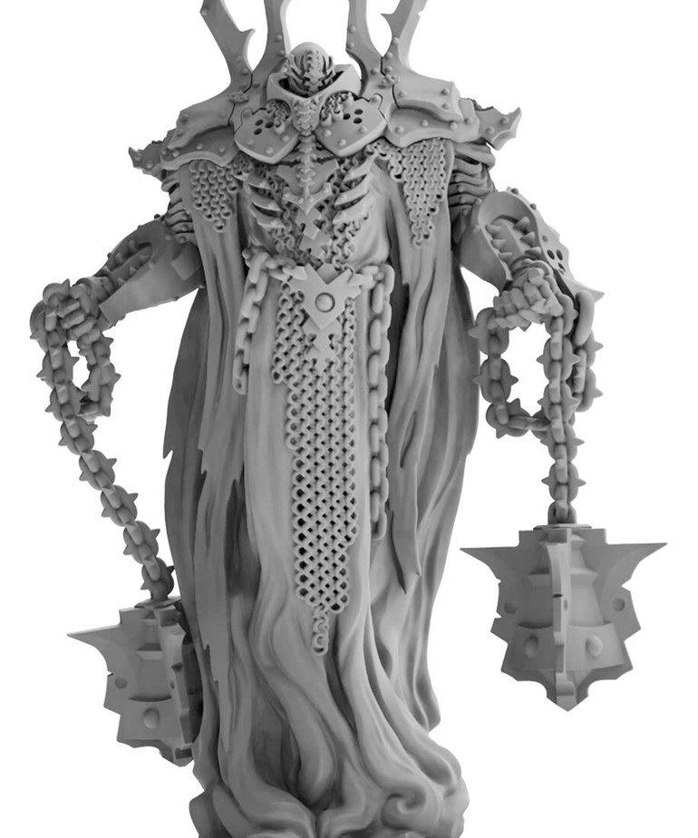 Privateer Press - PIP Warmachine - Infernals - Omodamos, The Black Gate - Infernal Master (Omodamos 1)