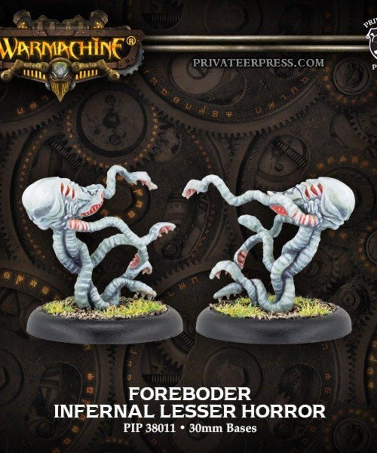 Privateer Press - PIP Warmachine - Infernals - Foreboder - Lesser Horror