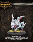 Privateer Press - PIP Warmachine - Infernals - Shrieker - Light Horror