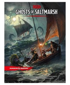 Wizards of the Coast - WOC D&D 5E - Ghosts of Saltmarsh - Adventure